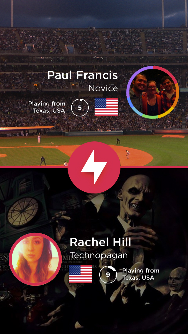 Social Engagement in Quiz Up
