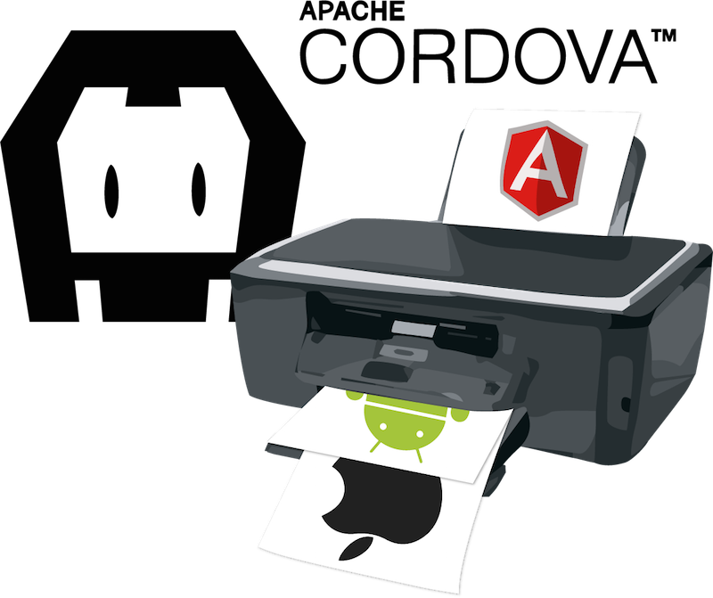 Using Cordova to make an iOS and Android app from an AngularJS web app