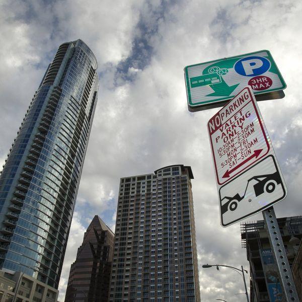 Austin App idea - parking