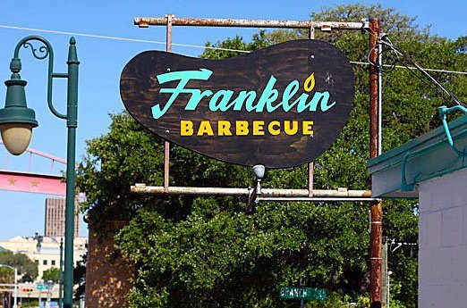 Austin App Idea - Franklin's