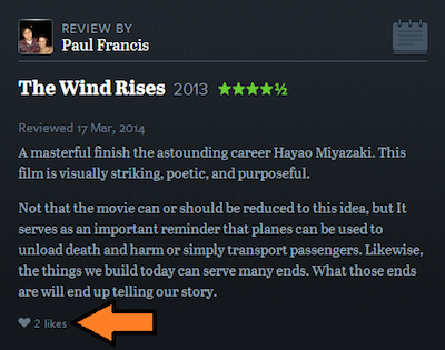 Social Engagement on Letterboxd pt 2