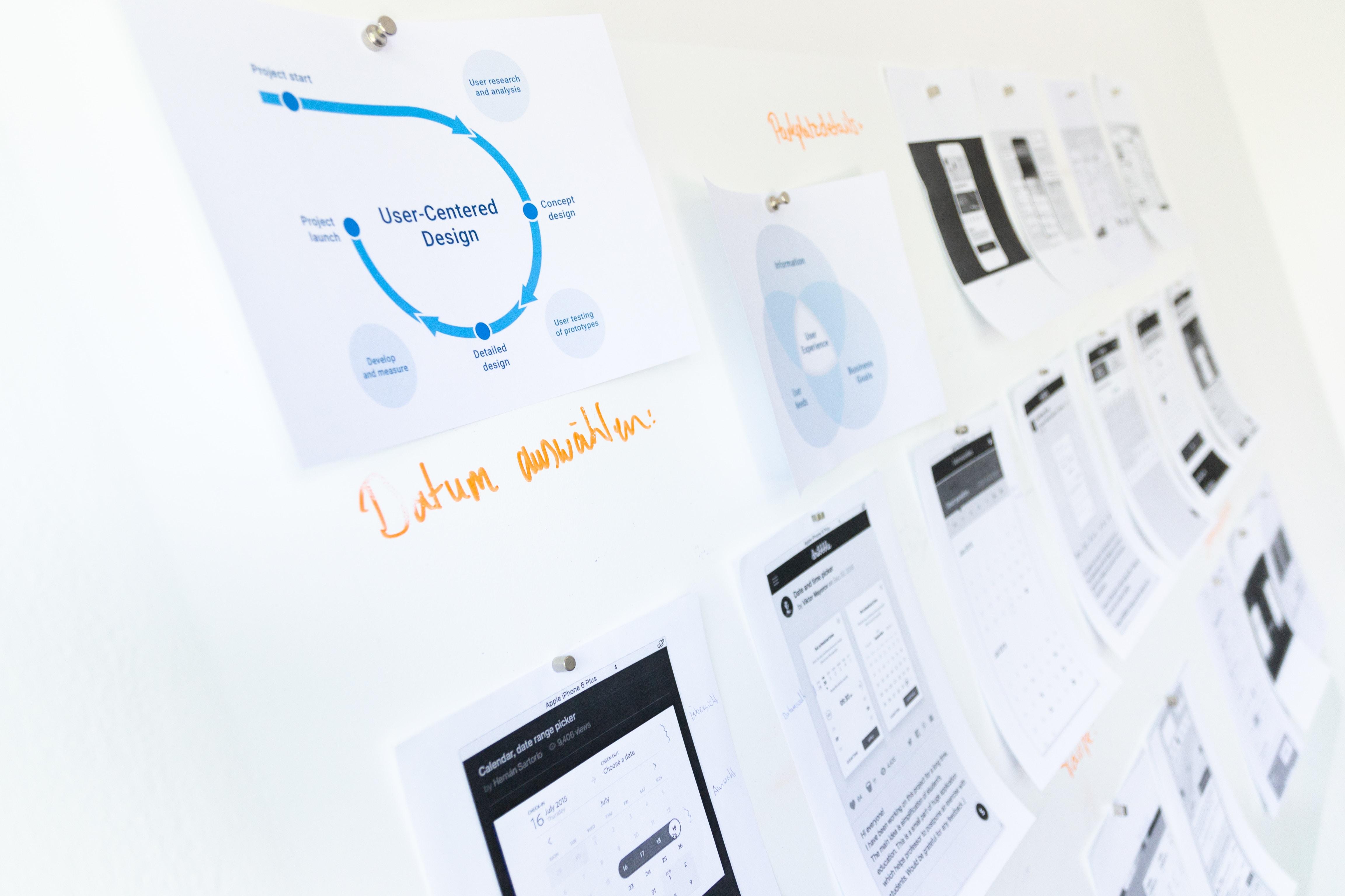 Illustration of a system design