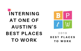 Best Places to Work Austin 2019 Logo