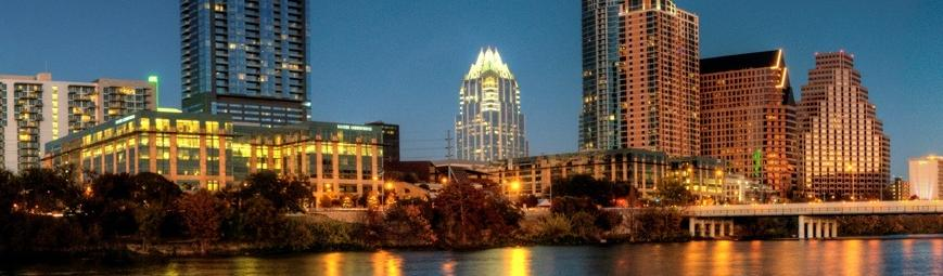 Austin Web Development Skyline