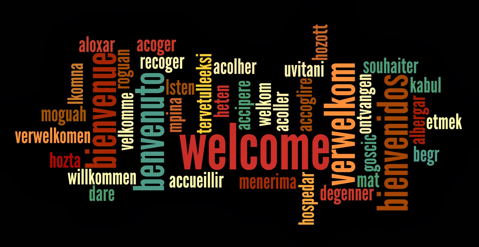 AngularJS Translation - Welcome